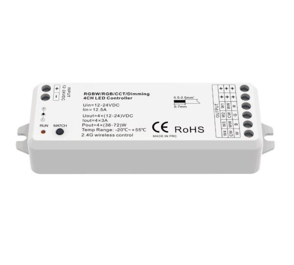 Vastaanotin RGBW CTA tuotekuva